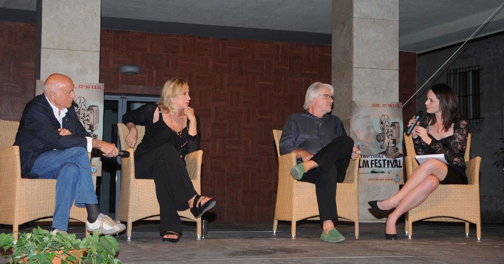Lidia Di Blasio Presentatrice L'Altro Cinema Film Festival
