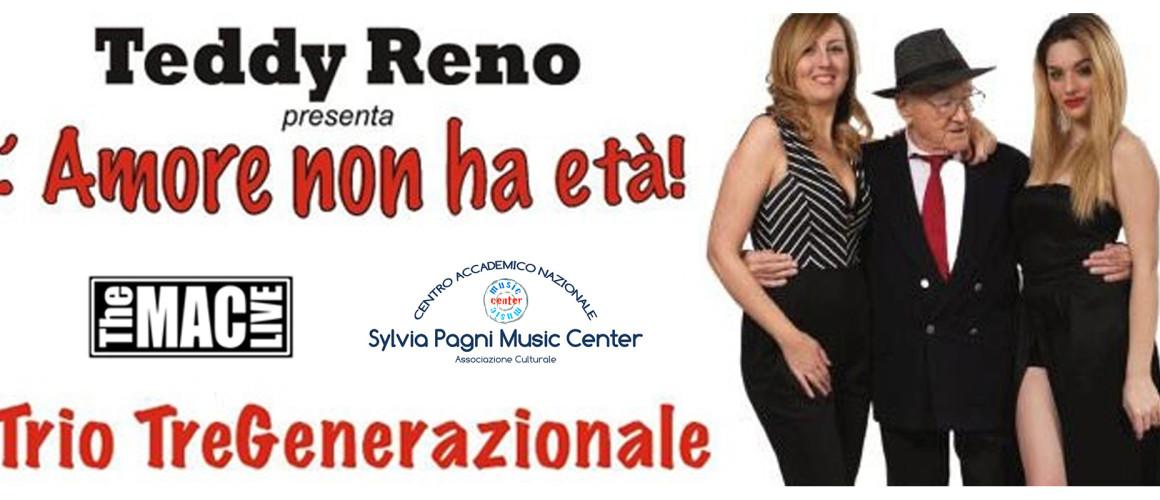 Concerto TRIO TREGENERAZIONALE a CHIETI