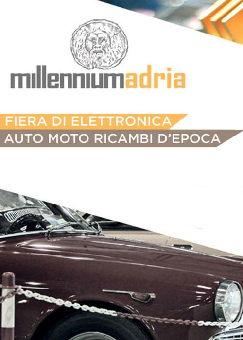 FIERA ELETTRONICA e AUTO MOTO D'EPOCA