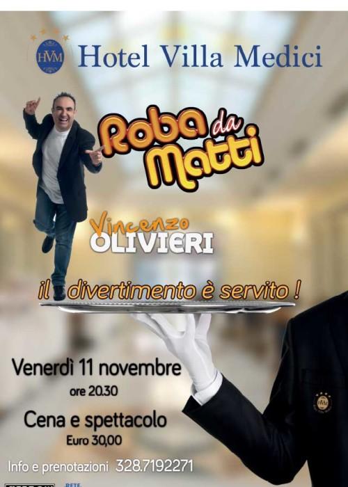 ROBA DA MATTI Vincenzo Olivieri 11.11.16