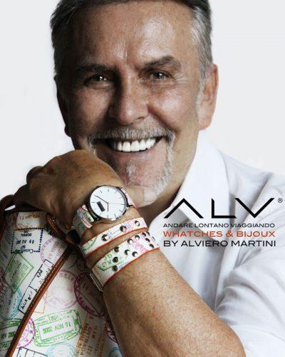 ALVIERO MARTINI Stilista Viaggiatore | Art Director ALV