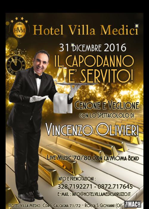 CAPODANNO 2017 Vincenzo Olivieri